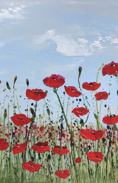 Copeland's Flowers, Patricia Copeland, Art, Copeland artist