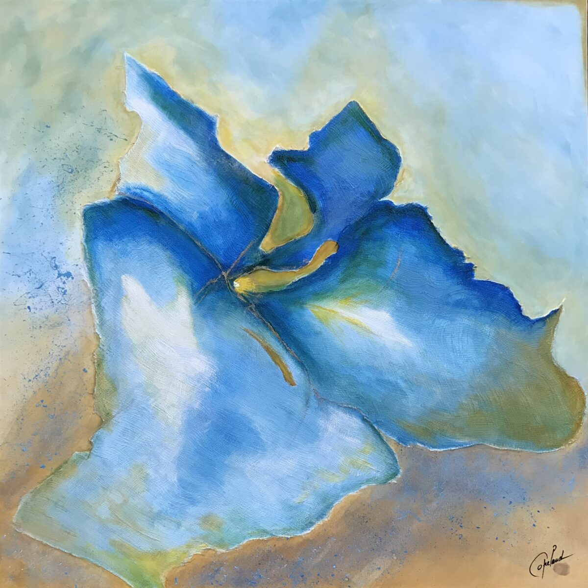 Patricia Copeland, art, abstract art, Copeland, Copeland artist painter, Canadian woman painter